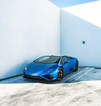 Lamborghini Huracan Evo Spider 2021